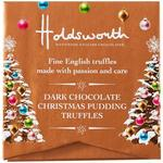 Holdsworth Chocolates Christmas Pudding Truffles 55g