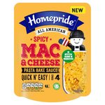 Homepride All American Spicy Mac And Cheese Pasta Bake Sauce 350G