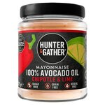 Hunter and Gather Chilli and Lime Avocado Oil Mayonnaise 175g