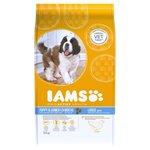Iams Puppy and Junior Large Dry Dog Food Chicken 3kg