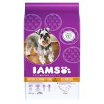 Iams Senior And Mature Dry Dog Food Chicken 3kg