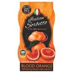 Italian Sorbetto Blood Orange 2 x 90ml