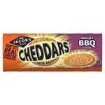 Jacobs Cheddars Smoky BBQ 150g