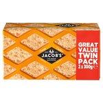 Jacobs Cream Crackers 2 x 300g