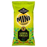 Jacobs Mini Cheddars Lime and Chilli 6 Pack