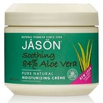 Jason Organic Aloe Vera 84% Moisturizing Cream 113g