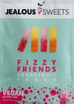 Jealous Sweets Fizzy Friends Grapefruit and Peach 125g