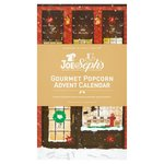 Joe and Sephs Gourmet Popcorn Advent Calendar 168g