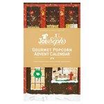 Joe and Sephs Gourmet Popcorn Advent Calendar 168g
