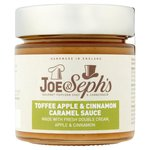 Joe and Sephs Toffee Apple and Cinnamon Caramel Sauce 230g