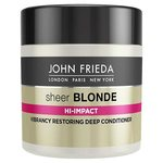 John Frieda Sheer Blonde Hi Impact Deep Conditioner 150ml
