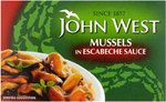 John West Mussels In Escabeche Sauce 110g