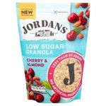 Jordans Low Sugar Cherry and Almond Granola 550G