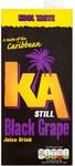 KA Still Black Grape Juice Drink 1L