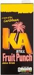 KA Still Fruit Punch Juice Juice Drink 1L