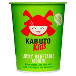 Kabuto Kids Lucky Vegetable Noodles 58g