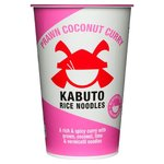 Kabuto Noodles Prawn Coconut Curry 65g