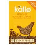 Kallo Organic Chicken Gravy 35g