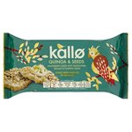 Kallo Quinoa and Seeds Multigrain Cakes 55g