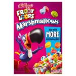 Kelloggs Froot Loops with Marshmallows 297g