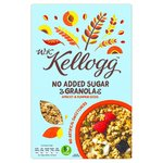 Kelloggs No Added Sugar Granola Apricot and Pumpkin Seed 570g