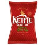 Kettle Ridge Cut Crisps Chinese Spare Rib 135G