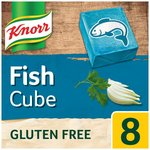 Knorr 8 Fish Stock Cubes Gluten Free