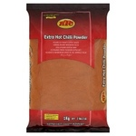 KTC Extra Hot Chilli Powder 1kg