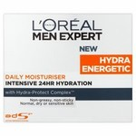L'Oreal Men Expertise Hydra Energ Daily Moisturiser Pot 50ml
