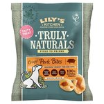 Lilys Kitchen Pork Bites Treats for Dogs 25g