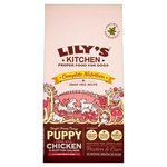 Lilys Kitchen Puppy Chicken And Salmon Dry Dog Food 7kg