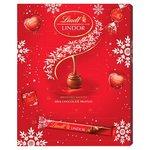 Lindt Lindor Christmas Milk Chocolate Advent Calendar 315g