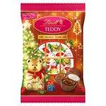 Lindt Teddy Milk Chocolate Mini Truffles Sharing Bag 145g