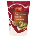 Linwoods Milled Flax Chia Seed Apple and Cinnamon 200g