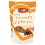 Linwoods Milled Organic Flaxseed and Goji Berries 200g