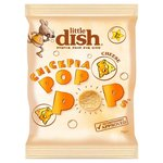 Little Dish Chickpea Pop Pops Cheese 17g