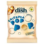 Little Dish Chickpea Pop Pops Original 17g