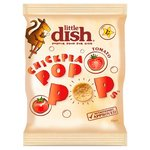 Little Dish Chickpea Pop Pops Tomato 17g