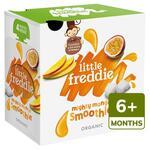 Little Freddie Mighty Mango Smoothie 4 x 90g