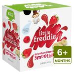 Little Freddie Strawberry Smash Smoothie 4 x 90g