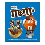 M&M Crispy Large Easter Egg 250g