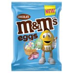 M&Ms Milk Chocolate Mini Eggs Bag 80g