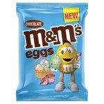 M&Ms Milk Chocolate Mini Eggs Bag 80g