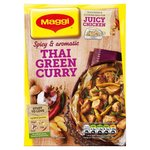 Maggi So Juicy Thai Green Curry 43g