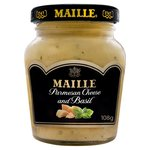 Maille Parmesan Cheese and Basil White Wine Mustard 108g