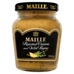 Maille Roasted Onions and Wild Thyme White Wine Mustard 108g