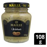 Maille Walnuts and White Wine Mustard 108g