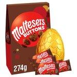 Maltesers Buttons Large Easter Egg 274g