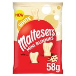 Maltesers White Chocolate 5 Mini Bunnies 58g