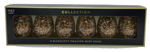 Marks and Spencer 6 Luxury Belgian Milk Chocolate and Hazelnut Praline Mini Eggs 120g